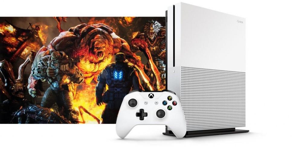 [Bon Plan] Pack Xbox One S 1To + 7 jeux + 3 mois Xbox Live