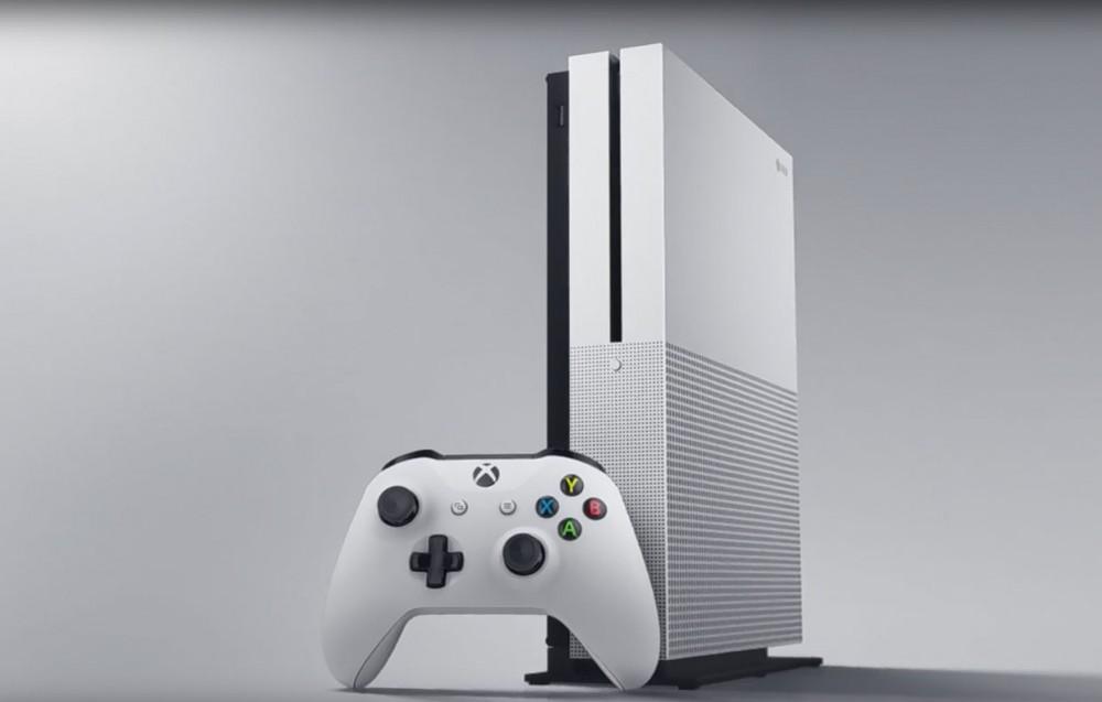 La Xbox One S sera disponible le 2 Août en France