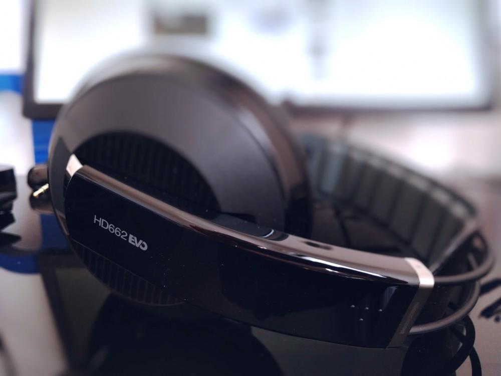 Test: casque Superlux HD662 EVO