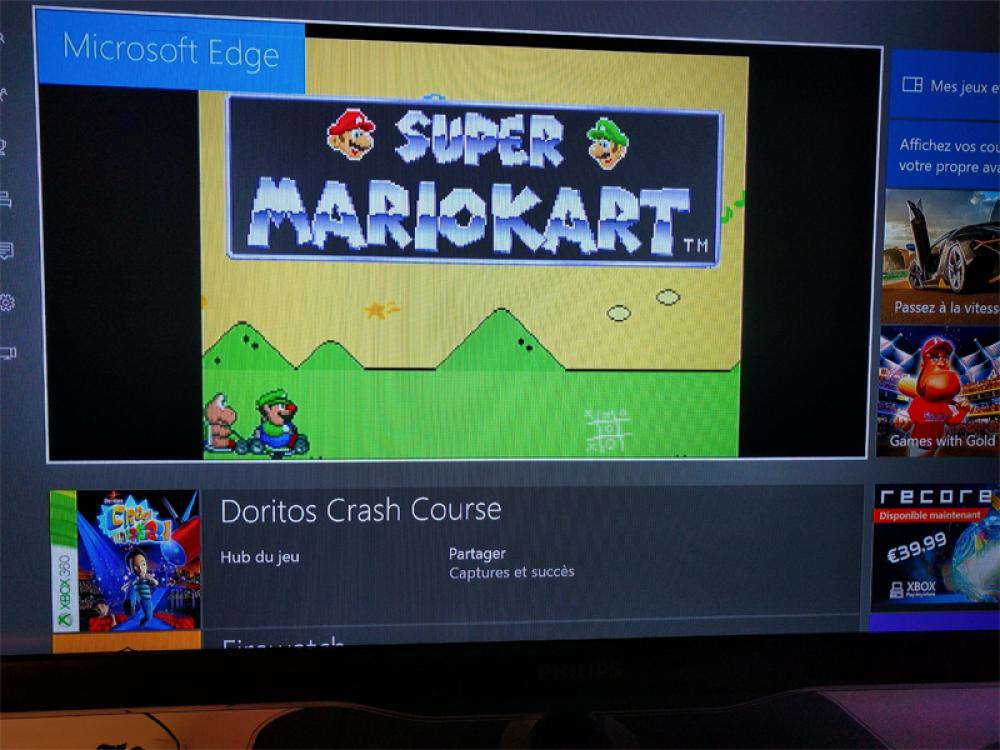 Tuto: jouer à vos jeux SNES, NES, Megadrive sur Xbox One