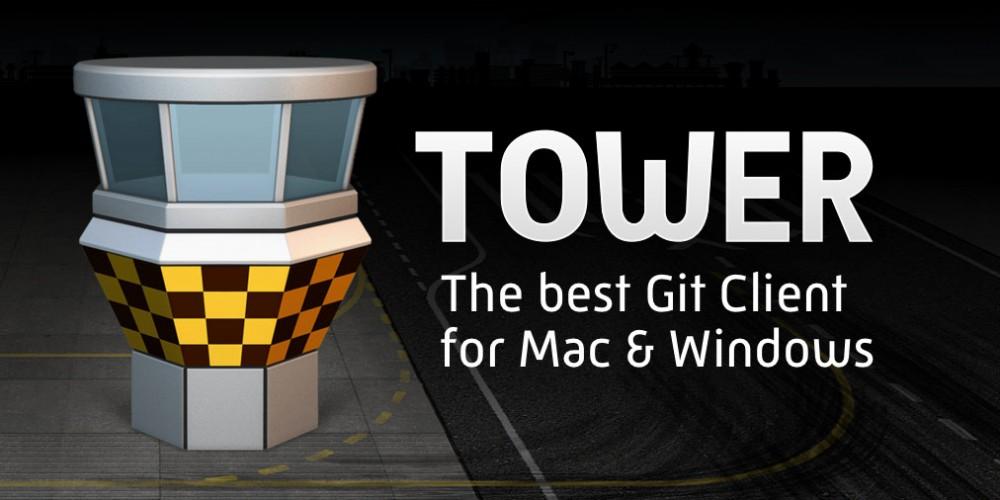 Le client Git Tower Windows passe en version beta publique