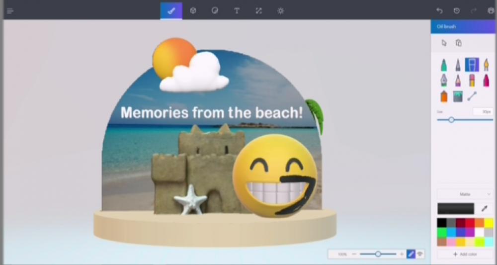Microsoft annonce Paint 3D