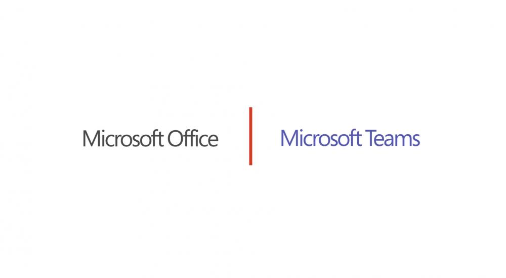 Conférence Office: Microsoft Teams, le concurrent de Slack est officiel!