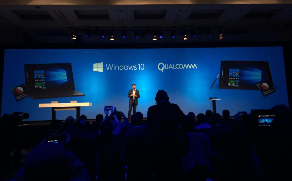 Vidéo: Windows 10 sur processeur ARM est réel et capable de lancer Photoshop win32