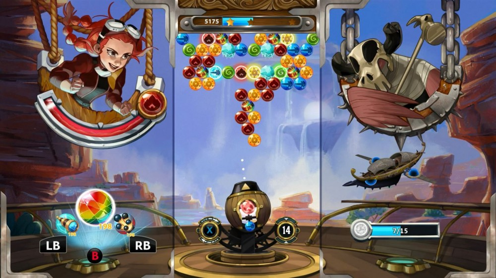 Adventure Pop: un puzzle bubble gratuit pour Xbox One