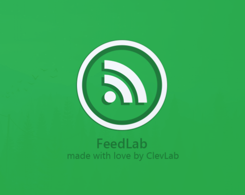Proposition développeur: gérez simplement vos flux Feedly avec FeedLab