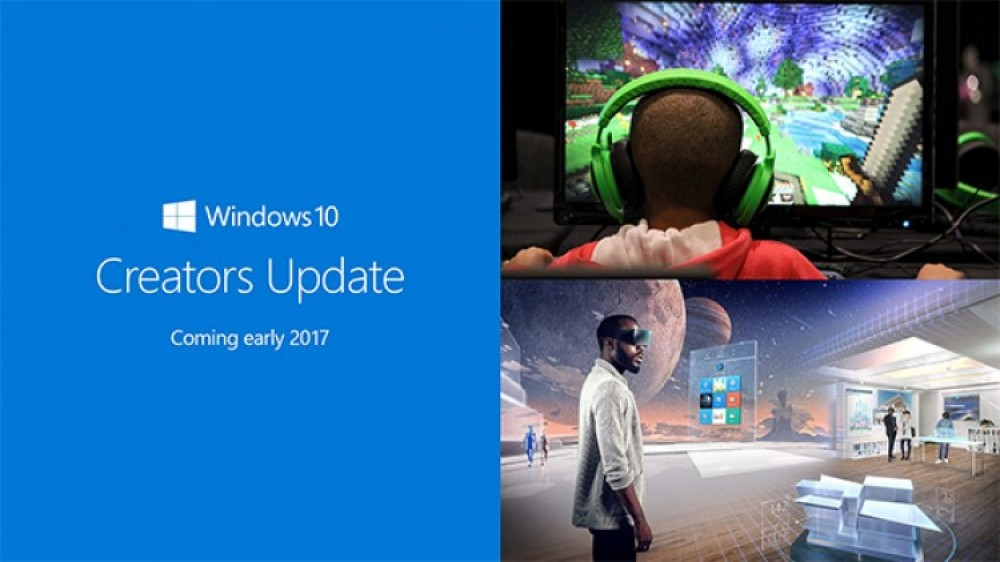 C'est officiel: Windows 10 Creators Update sera distribuée à partir du 11 Avril