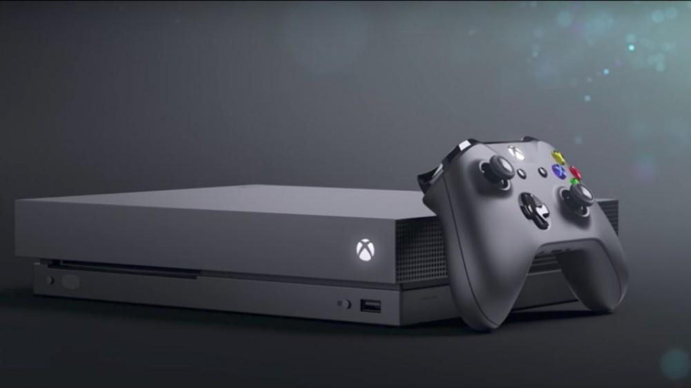[E32017] Microsoft officialise la Xbox One X: sortie mondiale le 7 Novembre 2017