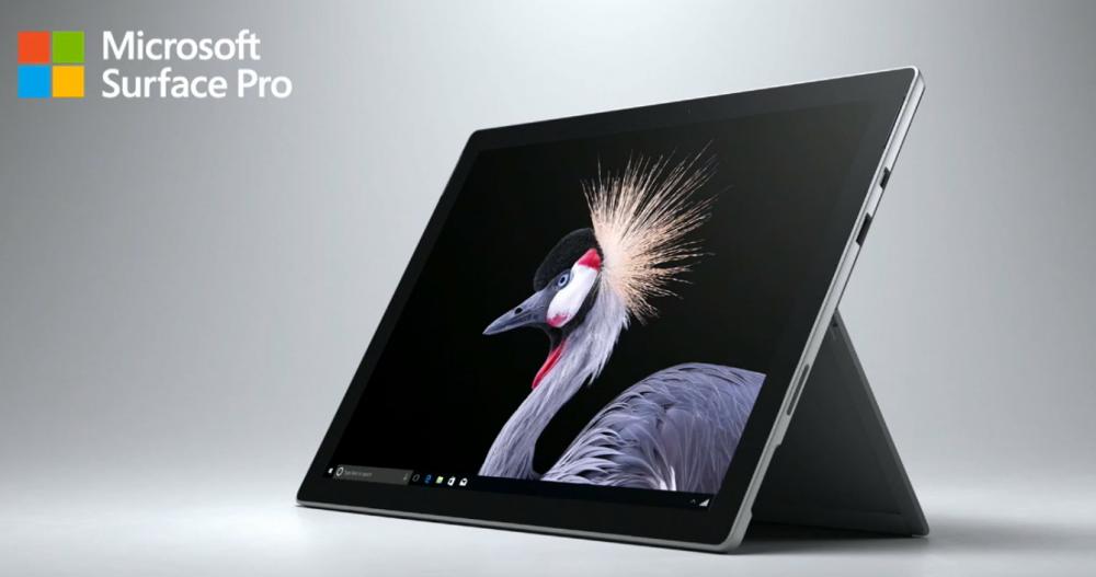 Future Decoded: Microsoft annonce la Surface Pro 4G [màj]