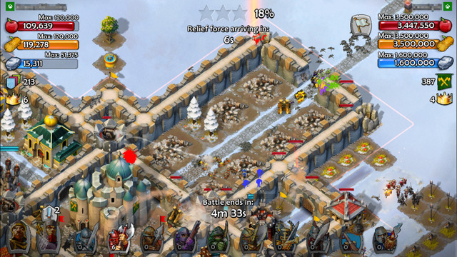 age of empire sur iOS
