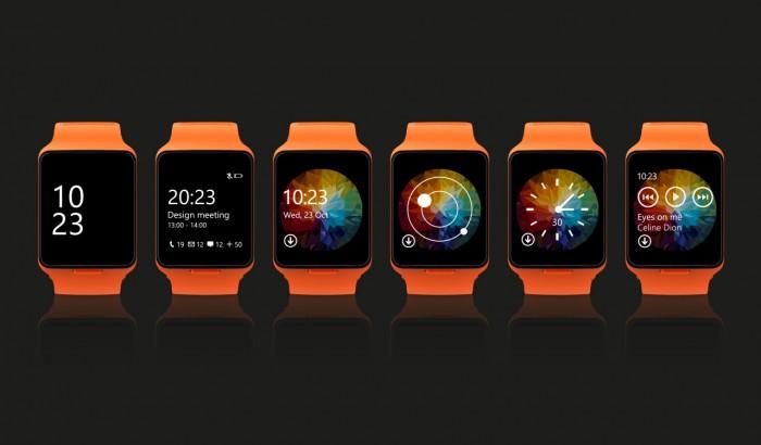 Les différentes fonctionnalités envisagées incluent les notifications, la musique, ainsi que plusieurs facewatch