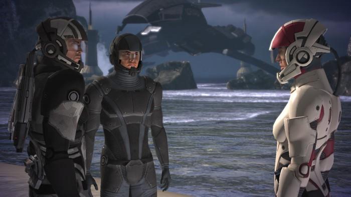 Mass Effect est un des gros titres Xbox 360 à fonctionner sur Xbox One