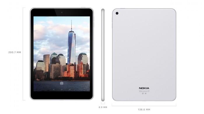 La tablette Nokia N1 est fabriquée sous licence par le constructeur chinois Foxconn
