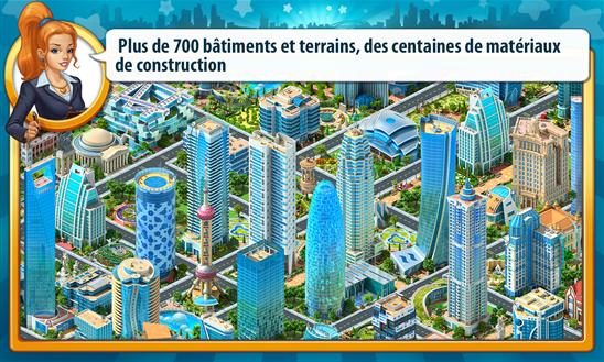 construisez votre propre ville avec megapolis sur windows phone windowsfun. Black Bedroom Furniture Sets. Home Design Ideas