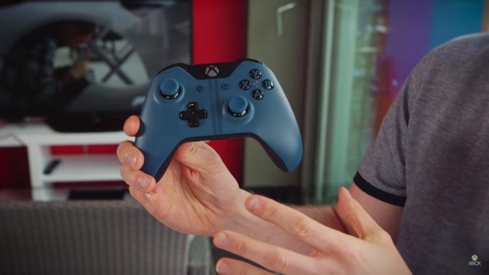 La manette de la Xbox One édition limitée