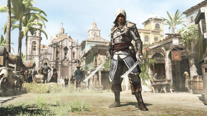 Assassin's Creed 4: Black Flag est offert aux possesseurs de Xbox One