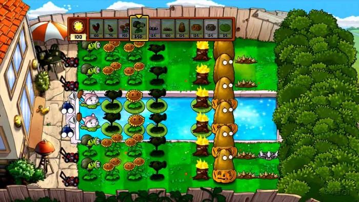 Les possesseurs de Xbox 360 peuvent télécharger gratuitement Plants Vs. Zombies
