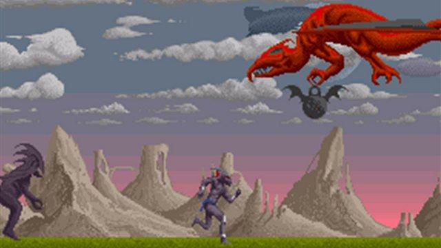 Shadow of The Beast (Psygnosis, 1989) est un des jeux reconnus pour exploitier au mieux les capacités de l'Amiga