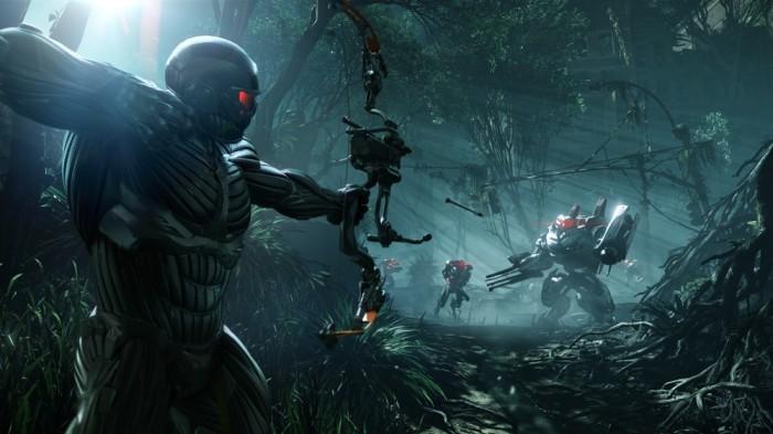 Crysis 3 sur Xbox 360