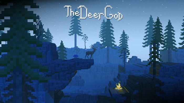 Le jeu indépendant The Deer God, disponible gratuitement le 1er septembre
