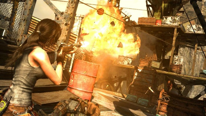 Tomb Raider: Definitive Edition, que l'on ne présente plus