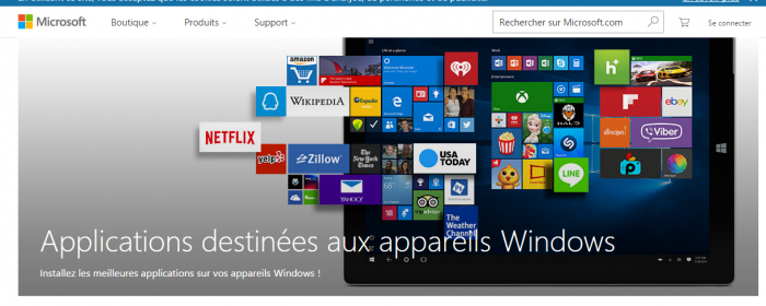 Il sera bientôt possible de soumettre vos applications Android sur le Windows Store