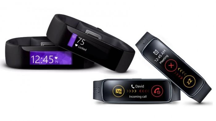 Microsoft Band: le bracelet connecté de Microsoft