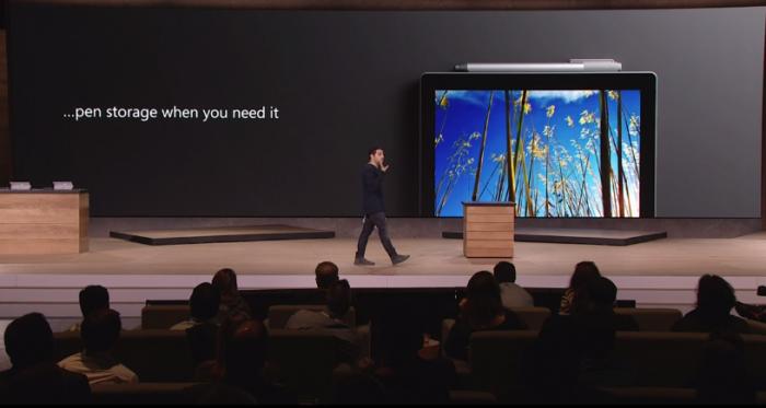 La Nouvelle Surface Pro 4 et son stylet