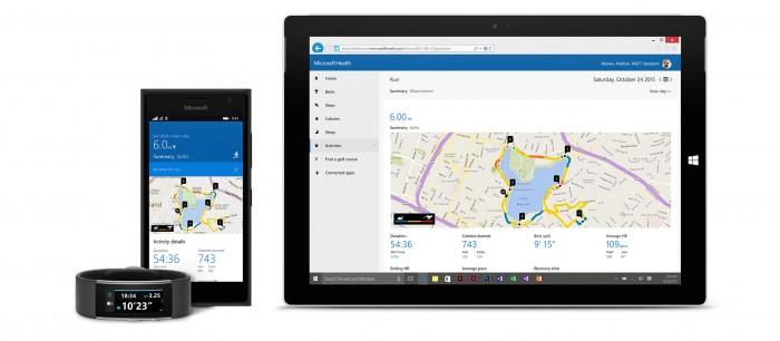 Regardez vos rapports sur la plateforme de votre choix grace à Microsoft Health