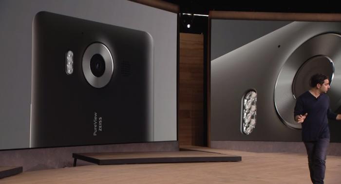 L'appareil photo du Lumia 950 possède un stabilisateur optique de 5ème génération