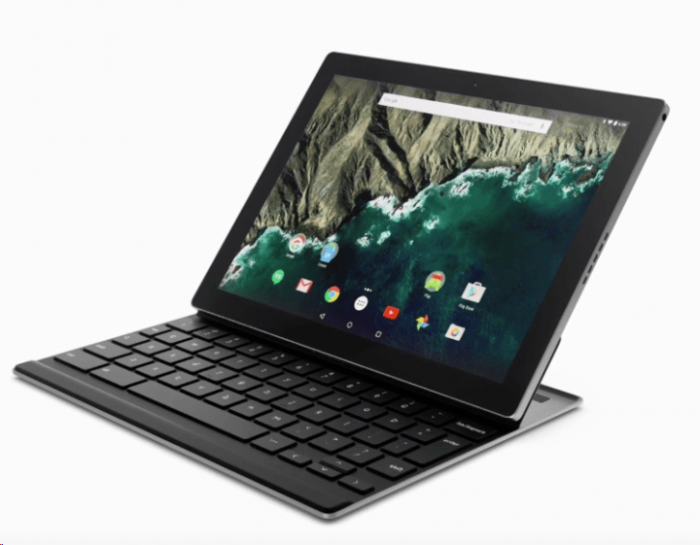 La tablette Pixel C de google: une des nombreuses copies de la Surface