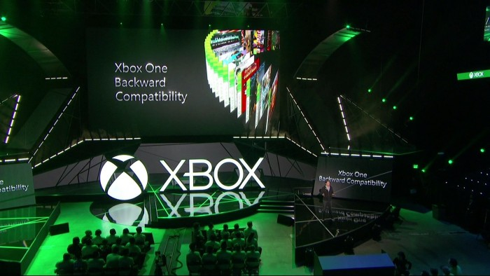 L'annonce surprise de la rétro-compatibilité lors de l'E3 2015