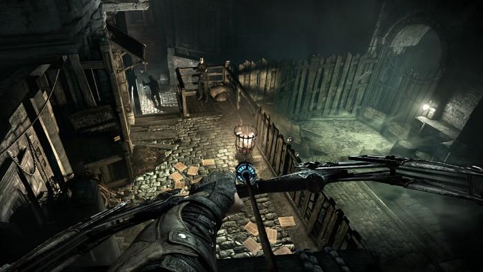 Thief de Eidos-Montréal sur Xbox One