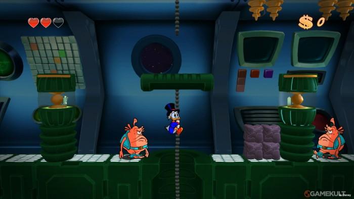 DuckTales Remastered reprend le gameplay du jeu sorti sur NES en 1989, avec des graphismes refaits en 3D