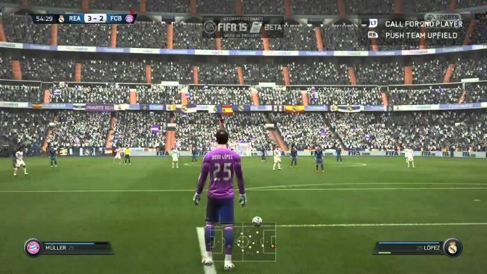 FIFA 15 est un des nombreux titres EA auxquels vous pourrez jouer gratuitement ce week end
