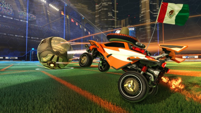 Rocket League c'est du fun à l'état pur