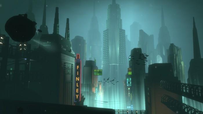 Rapture - la cité sous-marine imaginée par Andrew Ryan