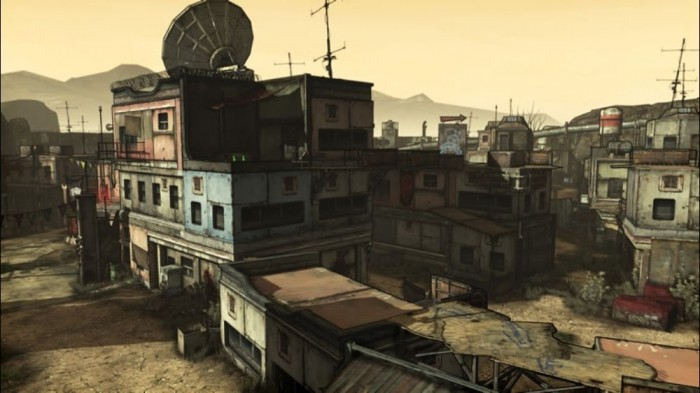 Borderlands sur Xbox 360