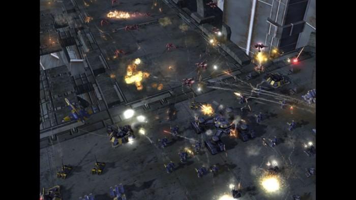 Supreme Commander 2 sur Xbox 360