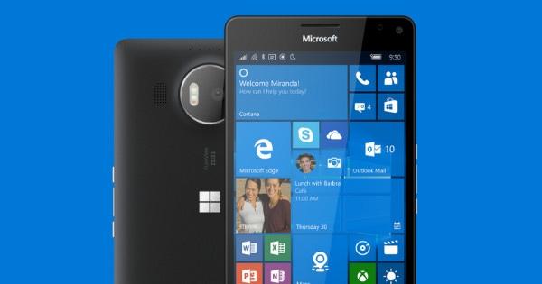 Lumia 950: une espèce en voie de disparition