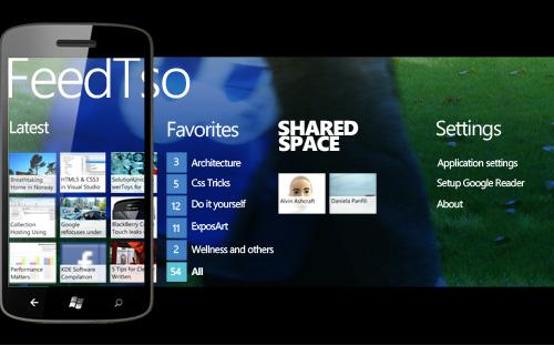 Panorama un nouveau concept pour la navigation introduit avec Windows Phone 7