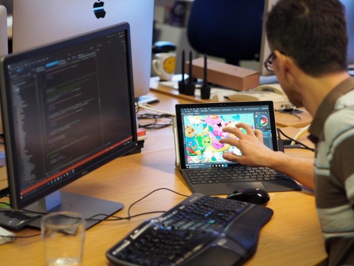 Affinity tiendra compte des spécificités du matériel Windows 10