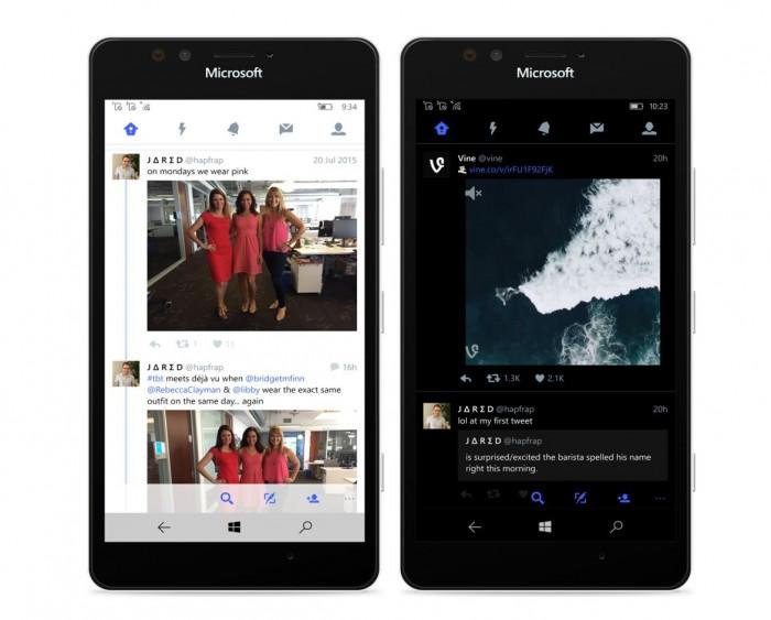 Twitter est enfin adapté aux mobiles