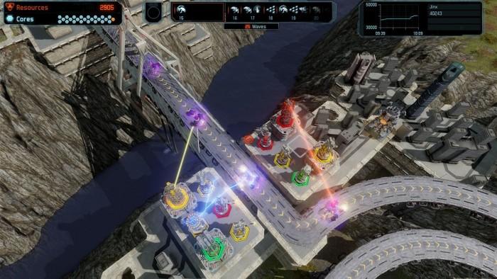 Defense Grid 2 est la nouvelle évolution du tower defense.