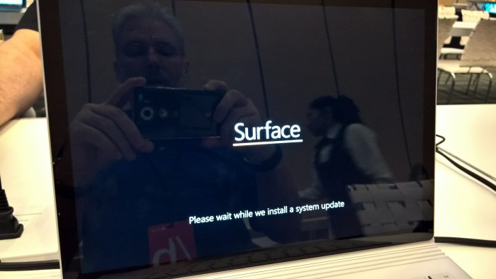 surfaceUpdate