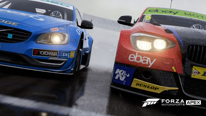 Forza 6 Apex sera disponible gratuitement sur Windows 10