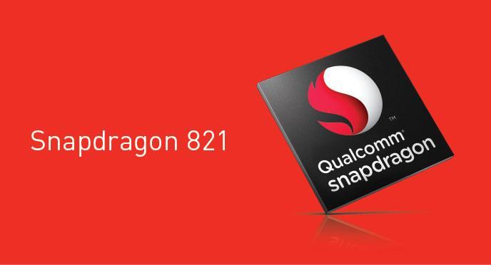 Snapdragon 821, le dernier des processeurs de Qualcomm utilise aussi la tehcnologie ARM
