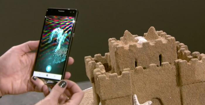Avec Windows 10 Creators Update, scannez vos propres modèles 3D