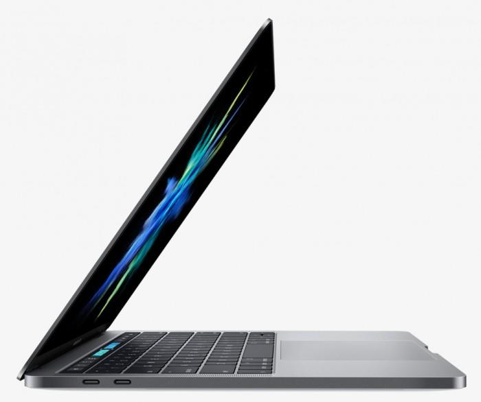 Le nouveau MacBook Pro: plus fin, plus rapide