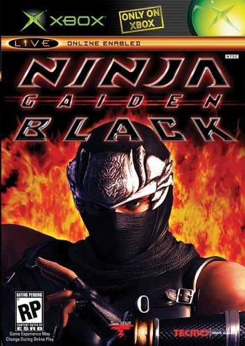 Ninja Gaiden Black: un des titres Xbox originale jouables sur Xbox One